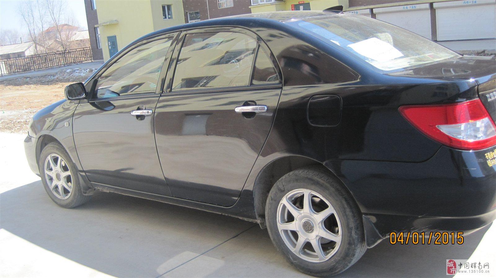 比亚迪F3低价出售