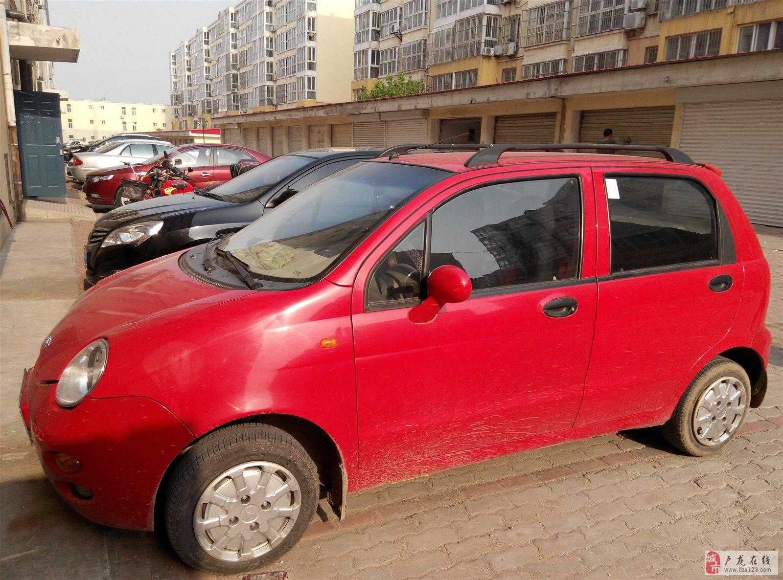 出售2010年QQ3,车况良好价格面议