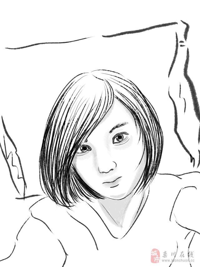熟练ps ai cdr flash等平面软件 擅长素描 速写 手绘 漫画 数位板绘
