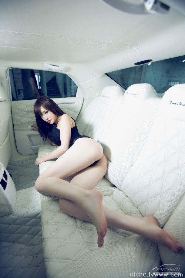 中国车模 美女