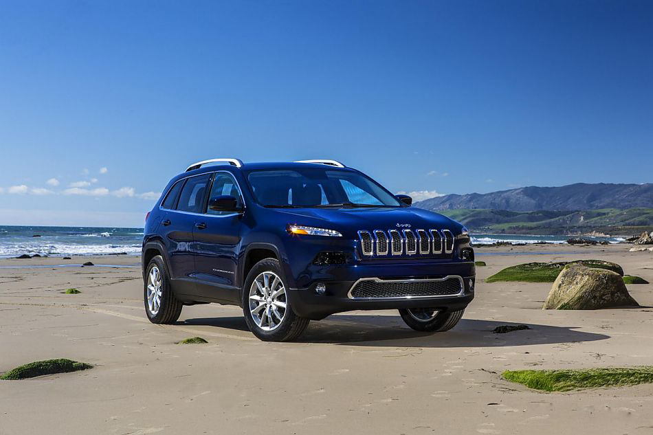 Jeep全新Cherokee官方�M�D