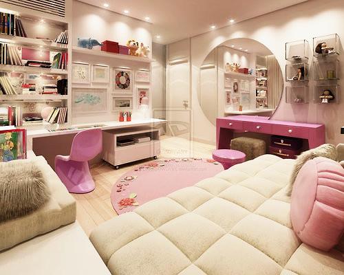 好漂亮的床啊 就这么装修吧