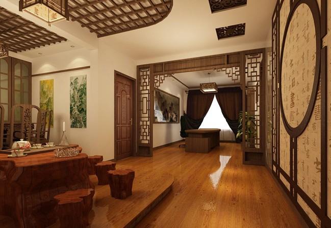 家居装修 中式古典风格再现古典之美
