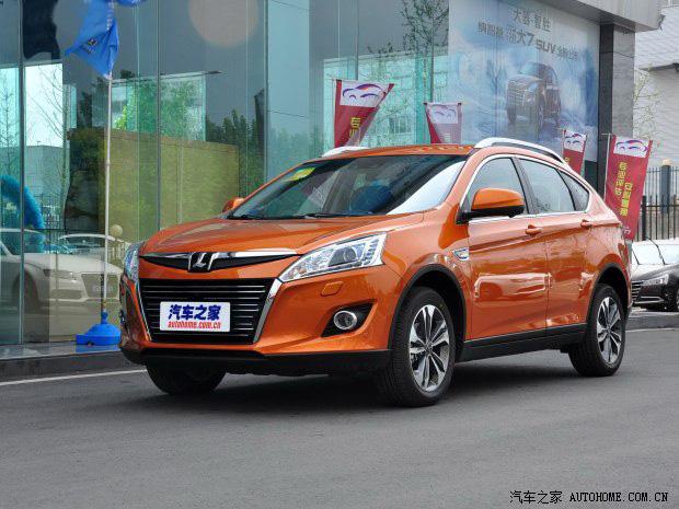 售12.88万元起 纳智捷优6 SUV售价公布