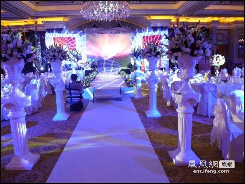 婚礼现场A