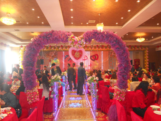 婚礼现场C