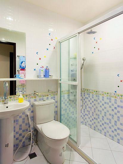 小户型的卫生间装修案例