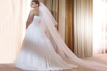 2014年婚纱流行款