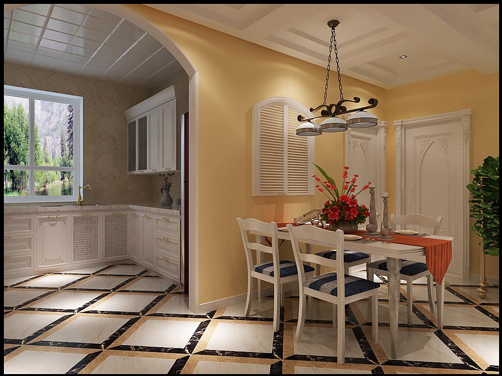 地中海式家装案例欣赏