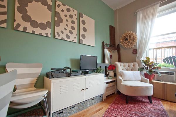 30平米单身公寓装修案例 淘出省钱装修