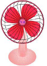 三等奖:电风扇一台