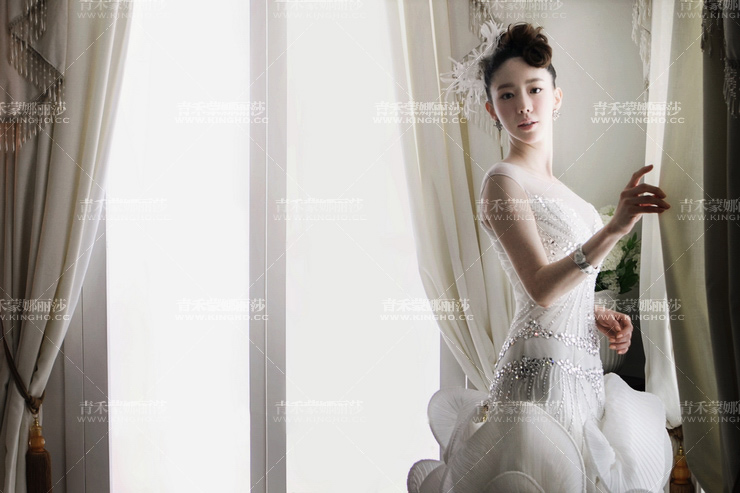 青禾婚纱摄影欣赏