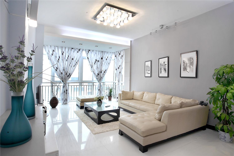 134平米三居室现代简约风格设计