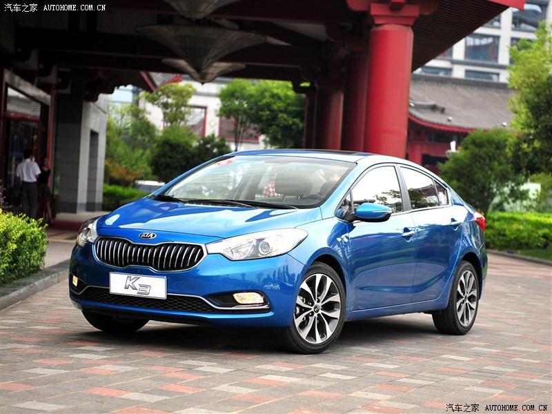 起亚2014款K3现车充足 最高优惠0.7万元