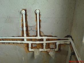卫生间水改图