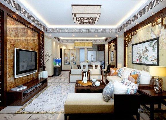 体验亦古亦今的新中式家居