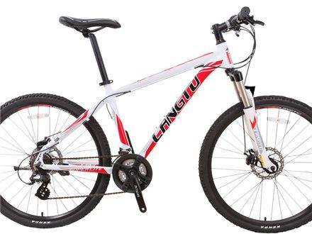 狼途山地自行车