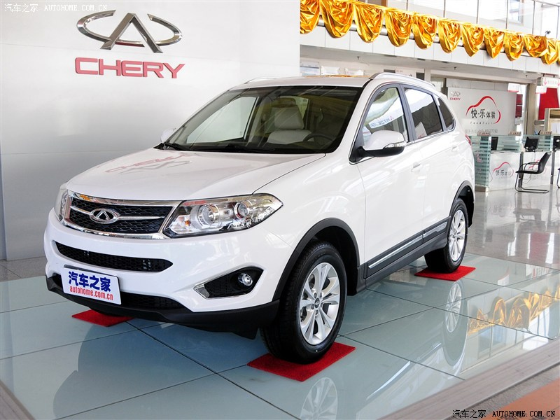 滁州和奇祥瑞虎5加装车最高优惠3000元