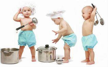 宝宝辅食添加的小原则要牢记