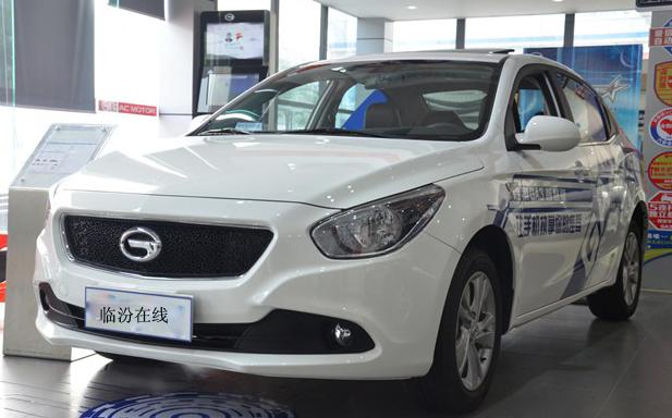 传祺GA3 (2014款)