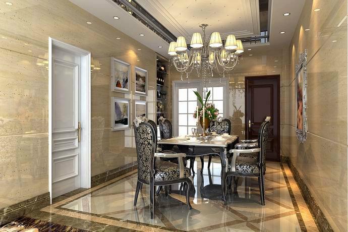 怎么装饰餐厅_中式餐厅如何装修中式餐厅装修效果图欣赏_户