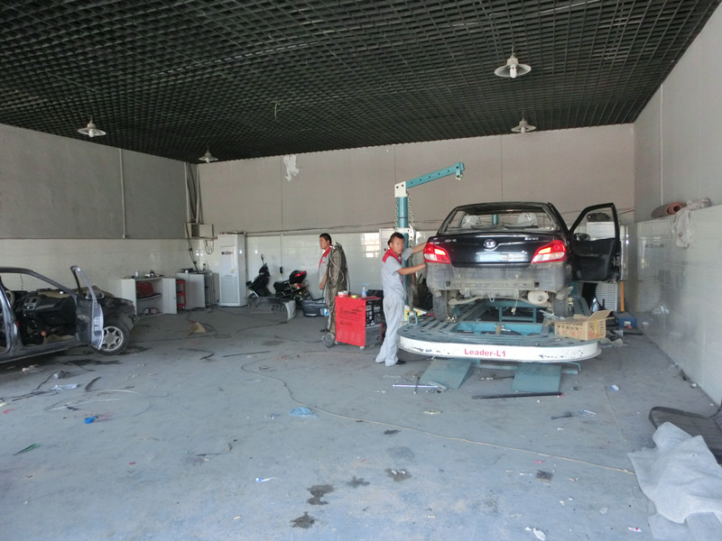 乾安铭达汽车还原工厂商家介绍 汽车街 乾安在线高清图片