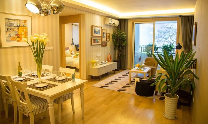 欧式  三室一厅  客厅  100-150/㎡