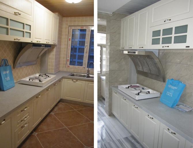 整体厨房装修实例