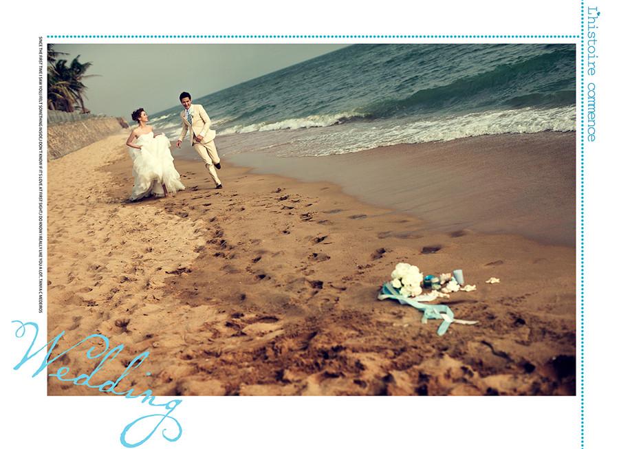 欢颜婚纱摄影——三亚系列