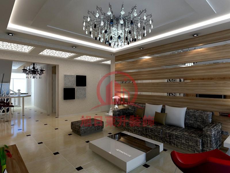 200㎡帶閣樓現代簡約風格  簡約現代  三室多廳  整體裝修  150-200