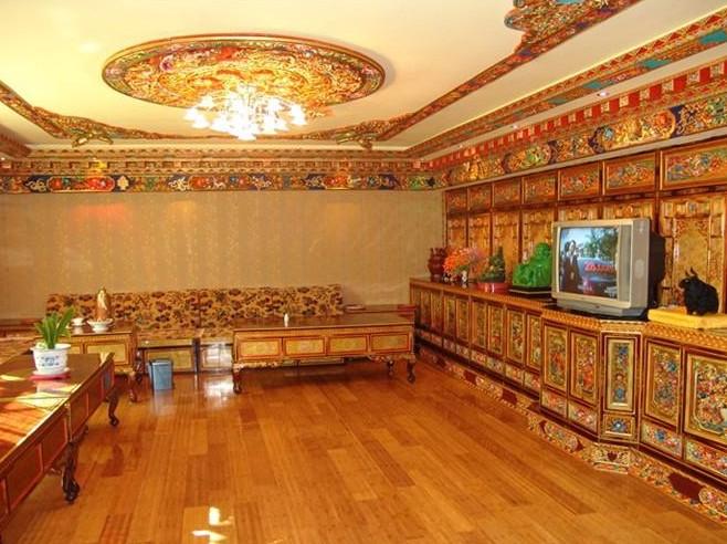 藏式客厅吊顶装修