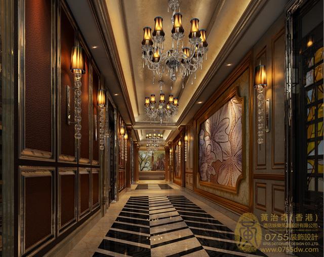三亚蓝殿酒吧_黄治奇0755酒吧设计作品