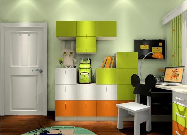 定制柜体作装饰 家居墙面这样玩