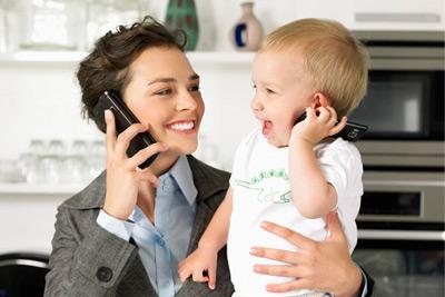 职场妈妈如何培养小天才