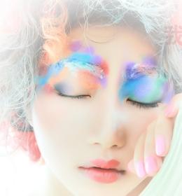 玲子化妆师
