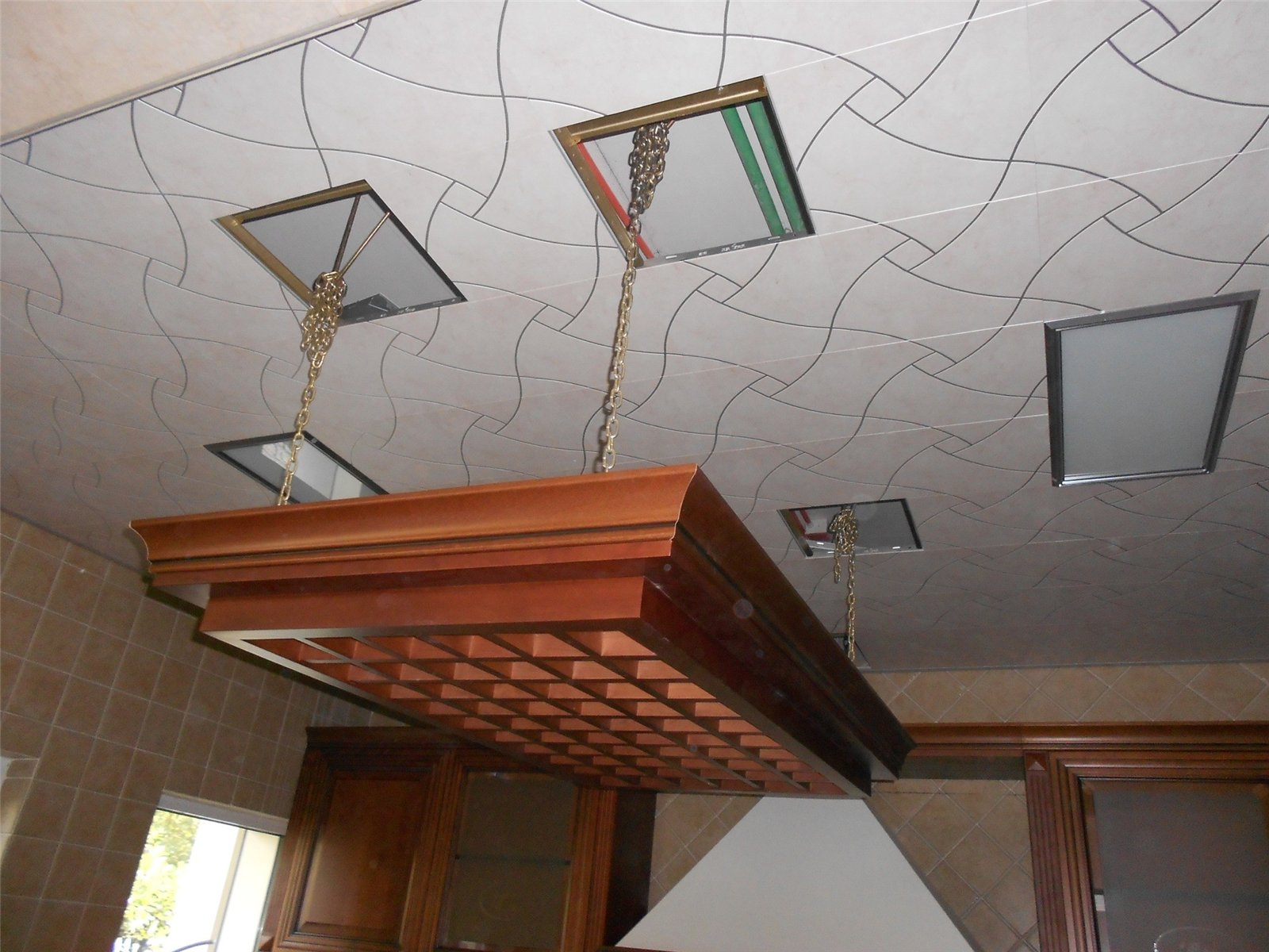 容声集成吊顶安装效果图