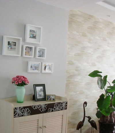小户型装修样板房 80平米现代简约风