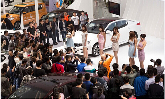 重庆汽车消费节首日卖车2479台 10万―20万车型成入账大户
