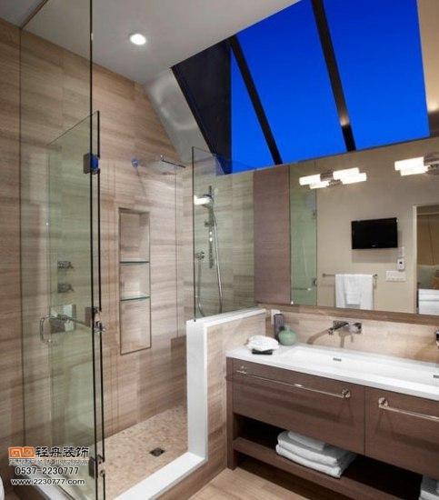 卫生间装修效果图,小户型空间设计给你借鉴