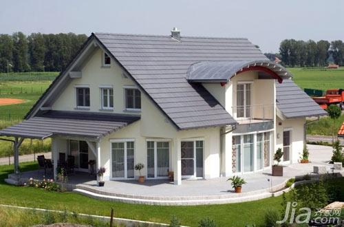 原来德国人的住宅有这么多讲究!