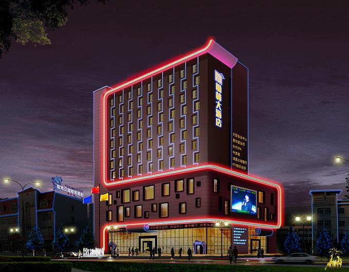 瓜州榆林宾馆