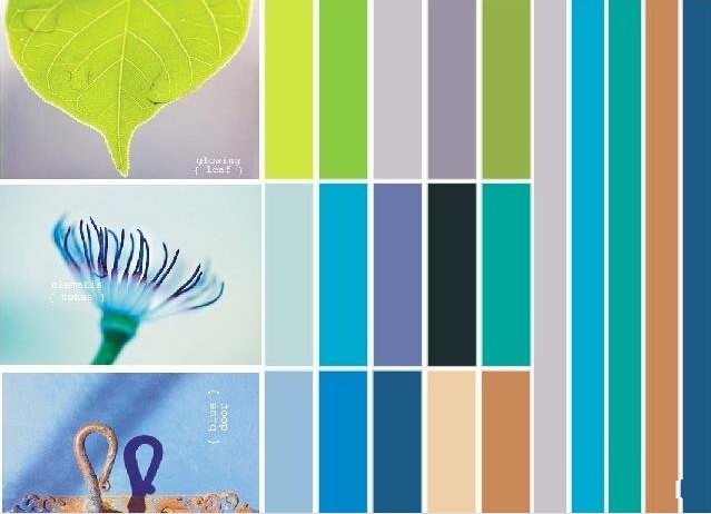 2015春夏秋冬室内设计色彩流行趋势预测