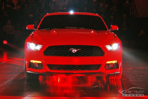 新一代福特Mustang传奇野马