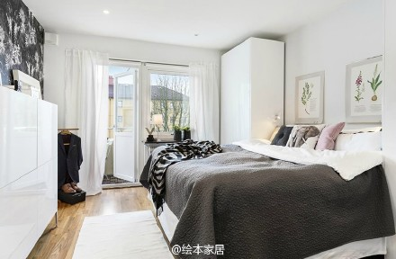 瑞典L型公寓