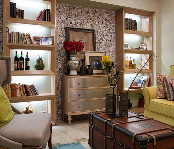 给家人打造一个舒适浪漫的度假小屋