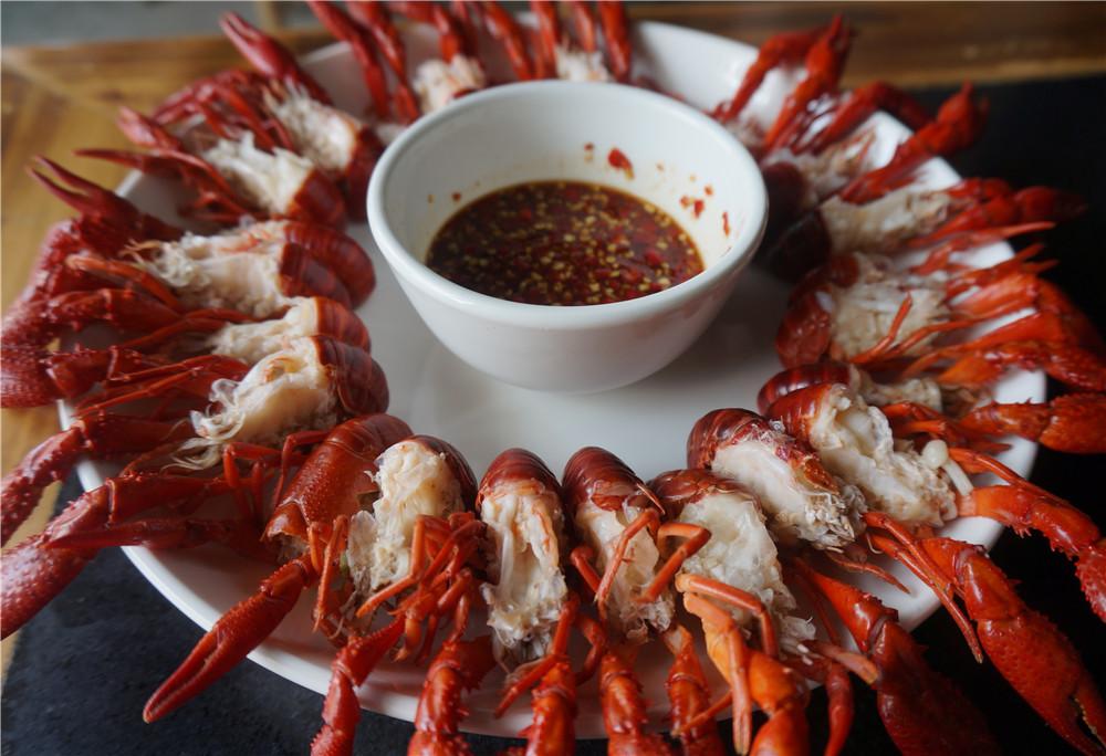 兴文第二好吃的龙虾-矿龙虾