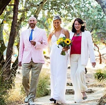 婚礼上新娘妈妈服装怎么搭配