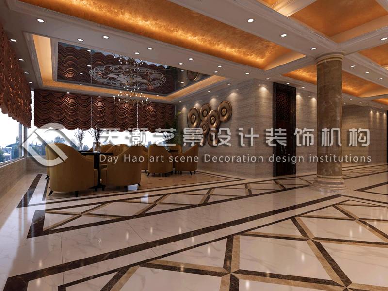 鲁山某酒店设计方案