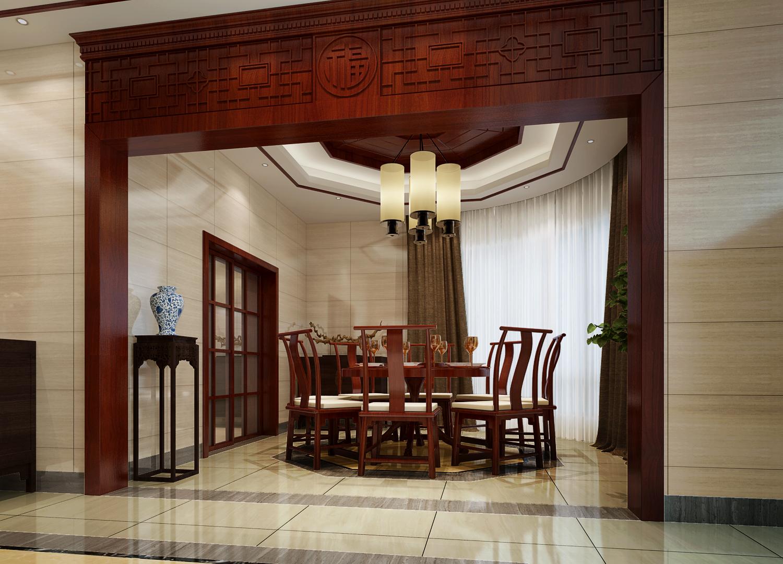 名匠装饰中式风格
