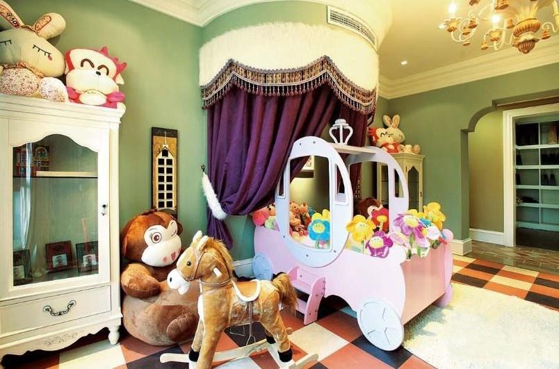 凯里儿童房装修案例1